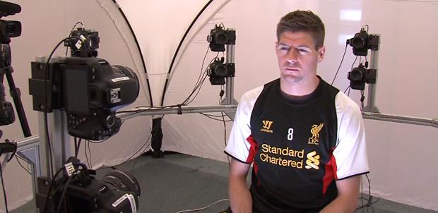 EA Sports el videojuego del Liverpool FC