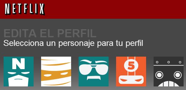 """Los """"Perfiles"""" de Netflix llegan a México"""
