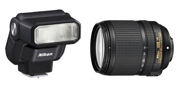 Nikon-flash-lente