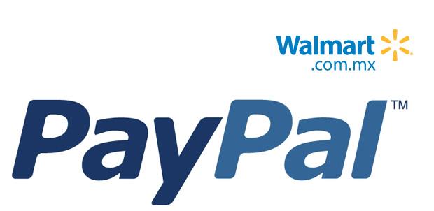 PayPal mejora la experiencia de Walmart