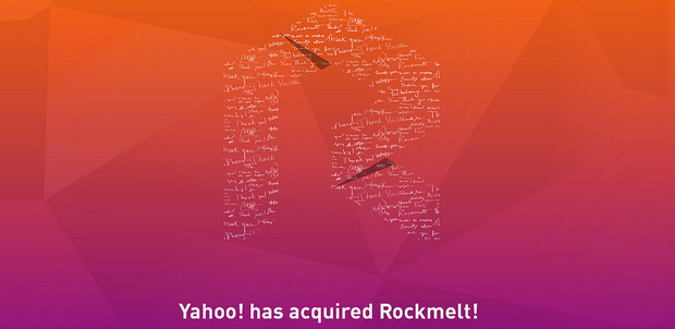 Rockmelt-Yahoo