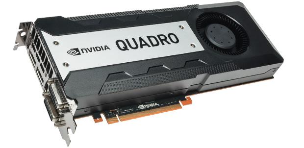 Quadro K6000 es la GPU más rápida