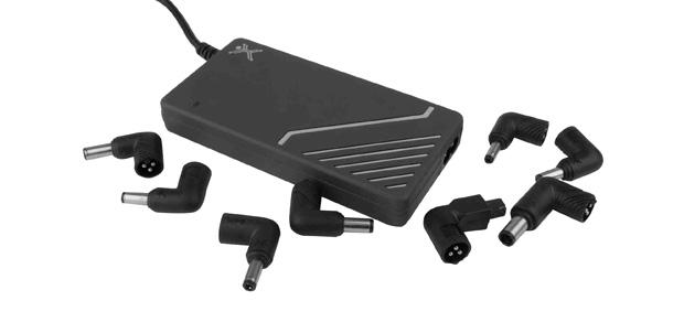 Nuevo adaptador universal para tu laptop
