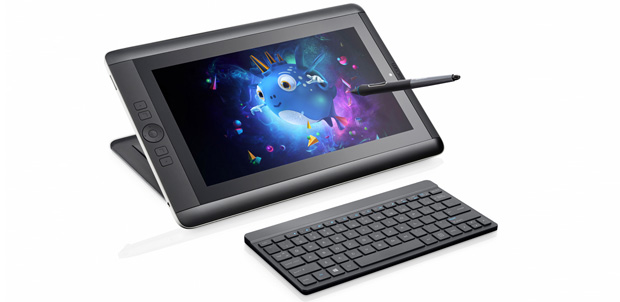 Cintiq ahora con Windows 8 o con Android