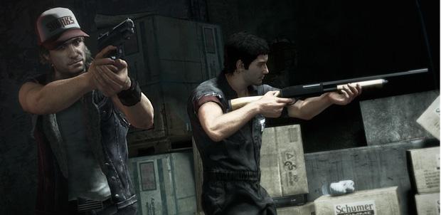 El co-op de Dead Rising 3 en Xbox One