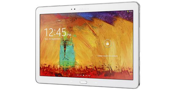 Nueva generación de Galaxy Note 10.1
