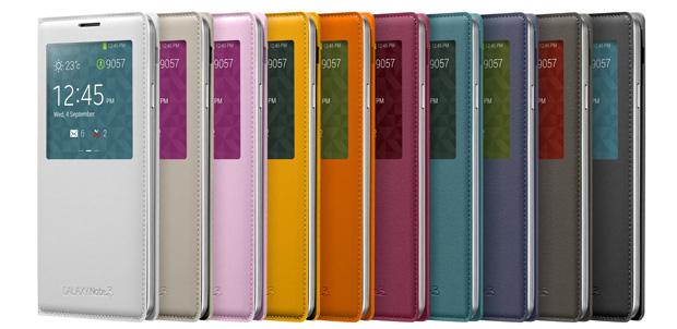 Samsung presentó Galaxy Note 3 en IFA