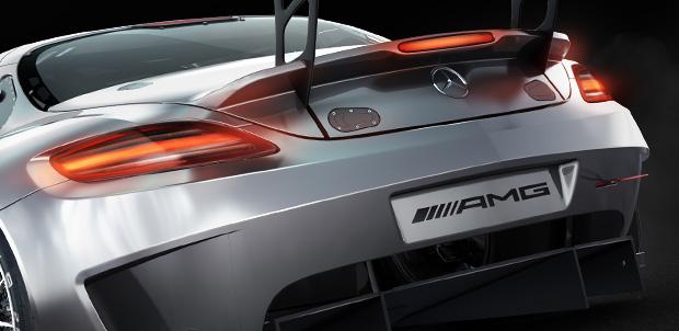 Mercedes-Benz dentro de GT Racing 2