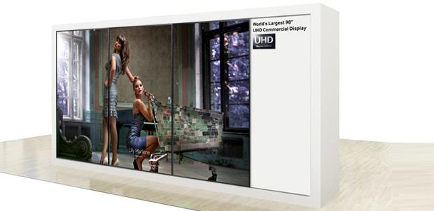 Samsung va por el UHD dentro de IFA