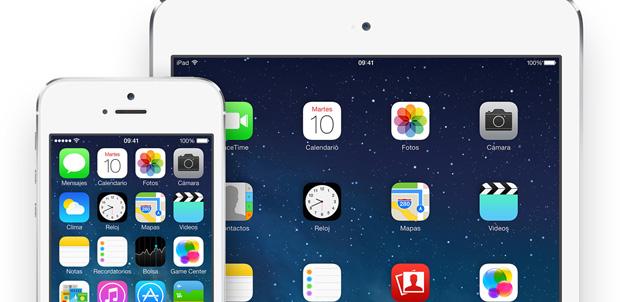 iOS 7 estará llegando el 18 de septiembre