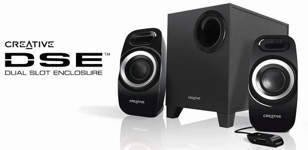 Creative Inspire T3300 gran audio en tu PC