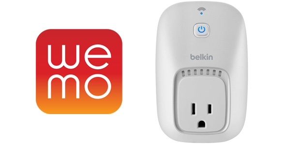 WeMo Switch controla tus electrodomésticos