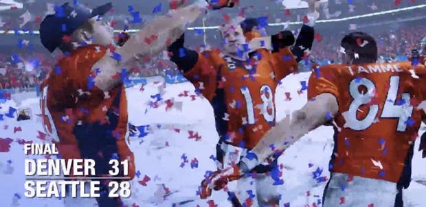 Los Broncos se llevan el Super Bowl XLVIII