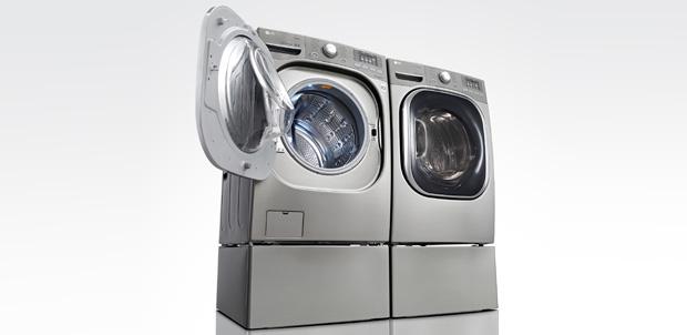 Las lava-secadoras de LG con TurboWash