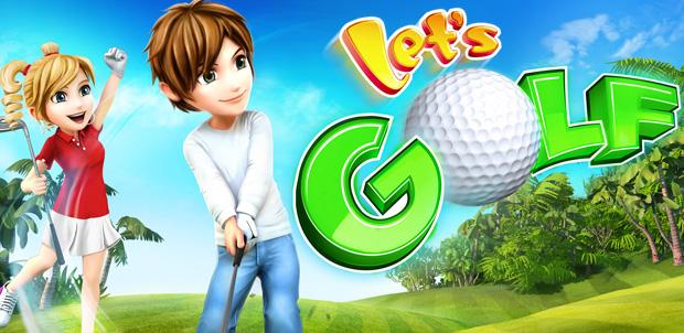 Let's Golf ahora disponible en Line Game