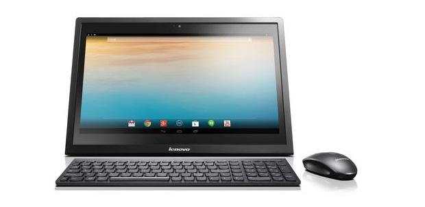 La primer All-in-One con Android de Lenovo