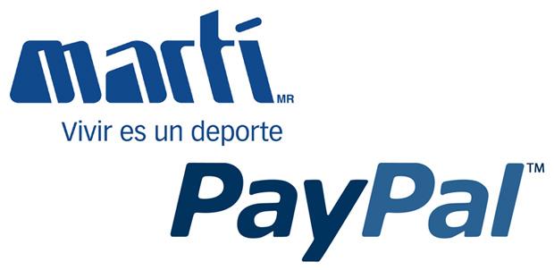 Marti-Paypal