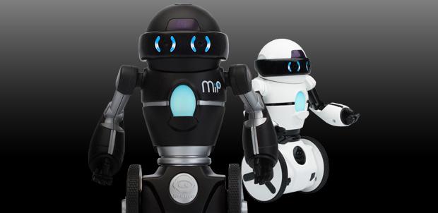 Conoce al pequeño robot MiP de WowWee