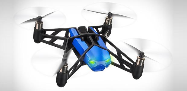 MiniDrone cambia la forma de usar un drone