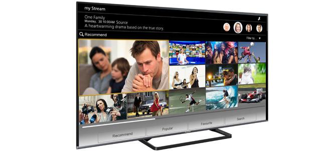VIERA Life+Screen mejora los Smart TVs