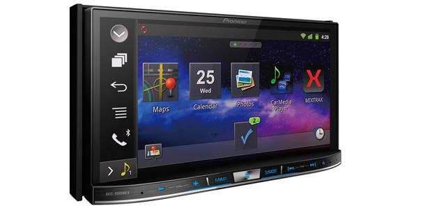 Pioneer presenta nuevos productos Car Audio