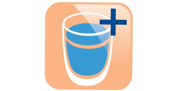 Manténte hidratado con la aplicación Toma +