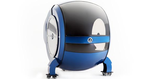 La cabina Volkswagen 4DX llega a México