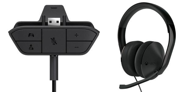 Nuevos accesorios para Xbox One en marzo