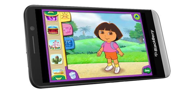 BlackBerry-Dora