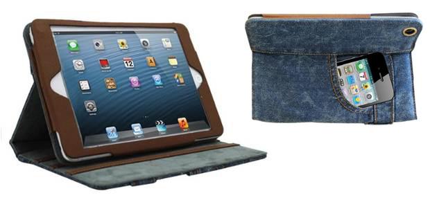 Dale un poco de mezclilla a tu iPad mini