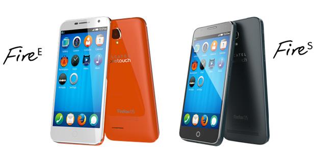 Alcatel OneTouch sigue apoyando a Firefox OS
