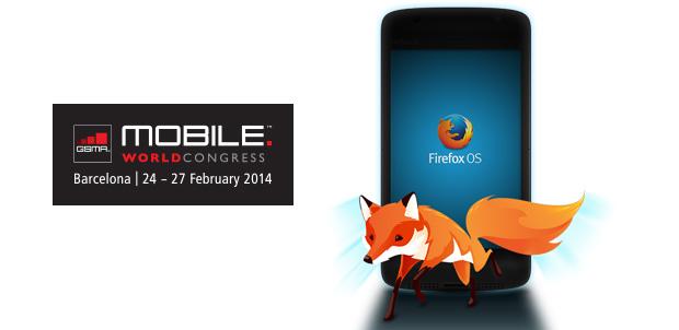 Un año de Firefox OS dentro del MWC 2014