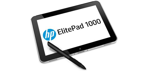 ElitePad 1000: las tablets empresariales de HP