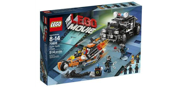 Los juguetes de LEGO La película en Linio