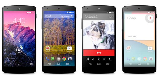 LG Nexus 5 disponible en México con Telcel