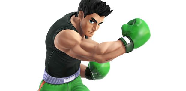Little Mac también peleará en Super Smash Bros