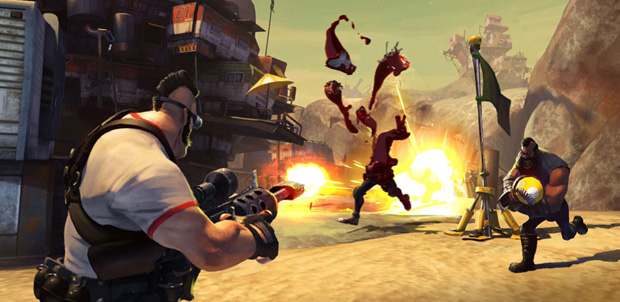 Loadout un Free-to-Play para tu computadora