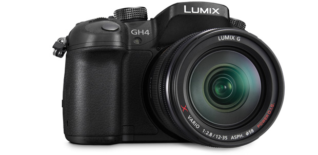 Lumix GH4 para grabar video en UltraHD 4K