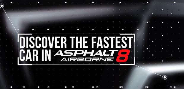 Lykan HyperSport ya disponible en Asphalt 8