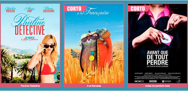 My French Film Festival sólo por Cinépolis Klic