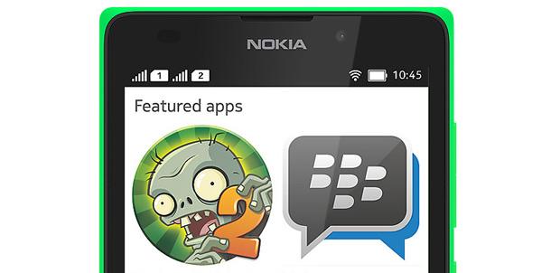 Apps de Android ahora en los nuevos Nokia
