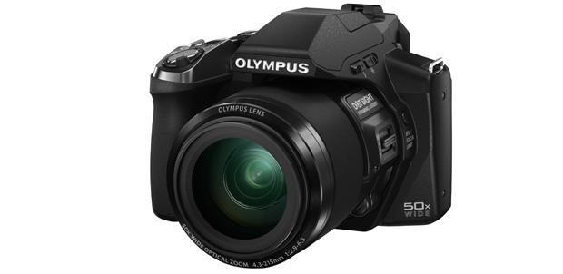 Stylus SP-100 con el mejor Zoom de Olympus