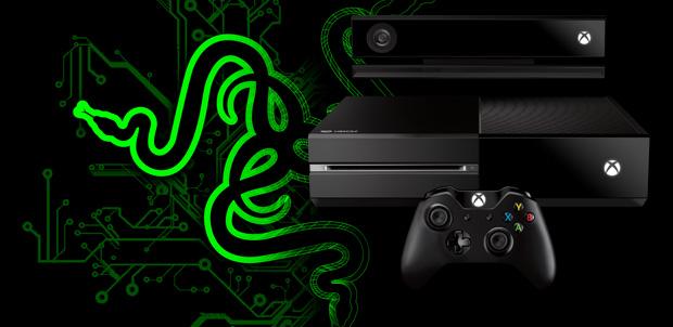Razer fabricará accesorios para Xbox One