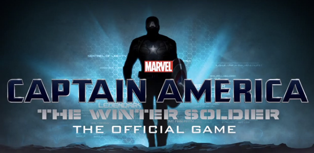 Juego móvil de Capitán América: El soldado de invierno
