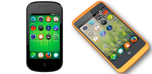 ZTE anunció nuevos smartphones Firefox OS