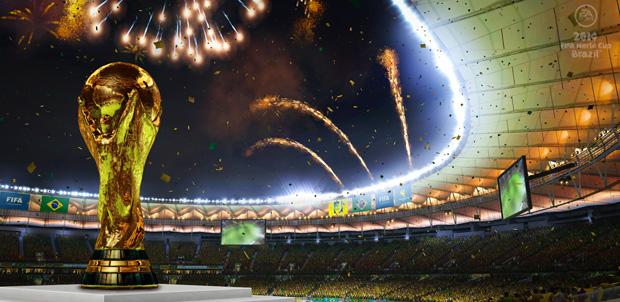 Novedades en 2014 FIFA World Cup Brazil