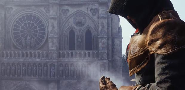 Assassin's Creed Unity sólo para next-gen