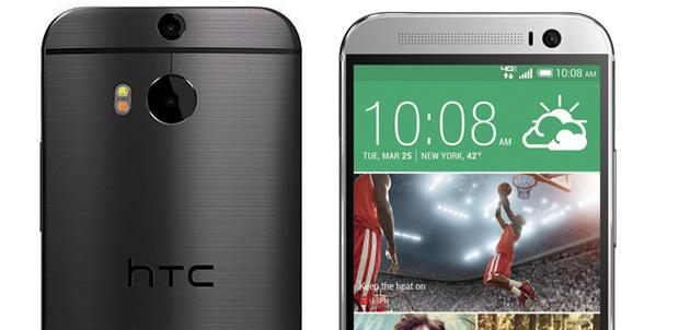 Listo la nueva generación de HTC One (M8)