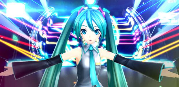 Hatsune Miku: Project DIVA f para PS Vita