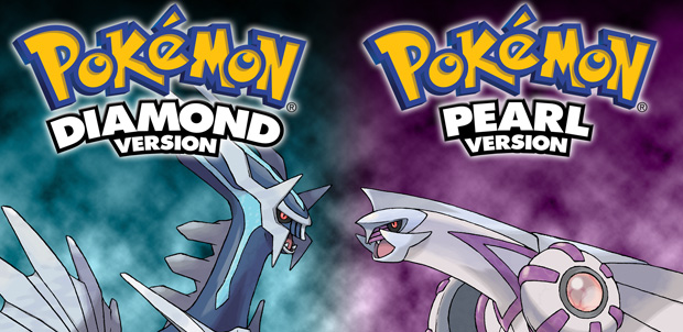 Pokémon Diamond & Pearl ya en iTunes